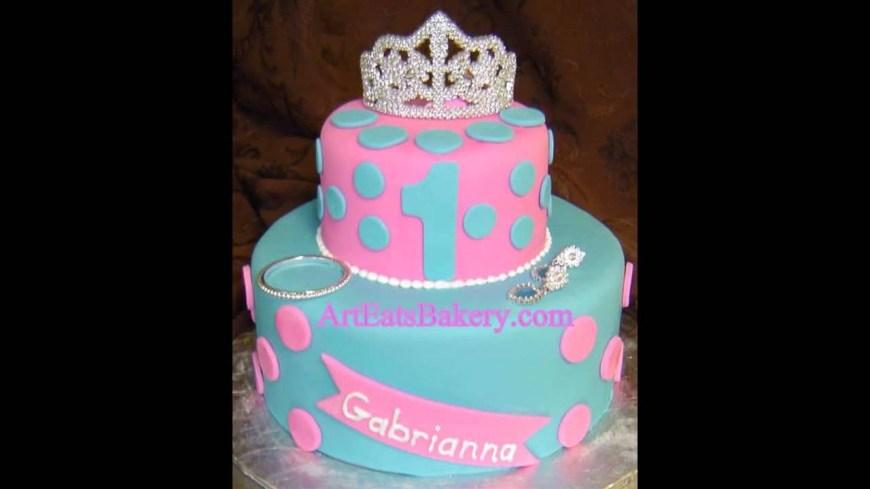 Birthday Cake For Girls Birthday Party Cake Ideas For Girls Youtube
