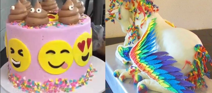 Birthday Cake Themes Top 20 Amazing Birthday Cake Decorating Ideas Oddly Satisfying