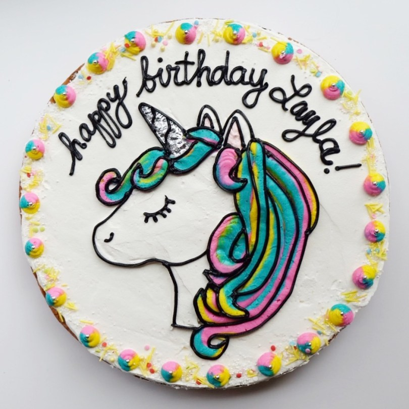 Birthday Cookie Cake Cookie Cakes Tiny Kitchen Treats
