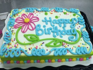 Birthday Sheet Cakes 14 Sheet Cake Cakes In 2019