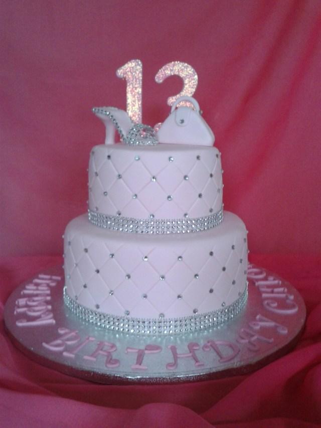Bling Birthday Cakes Bling Birthday Cakes