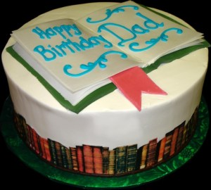 Book Birthday Cake Book Lovers Cakes And Cupcakes Cakes And Cupcakes Mumbai