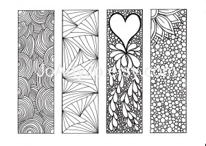 Bookmark Coloring Pages Coloring Pages Of Bookmarks Coloring Coloring Home