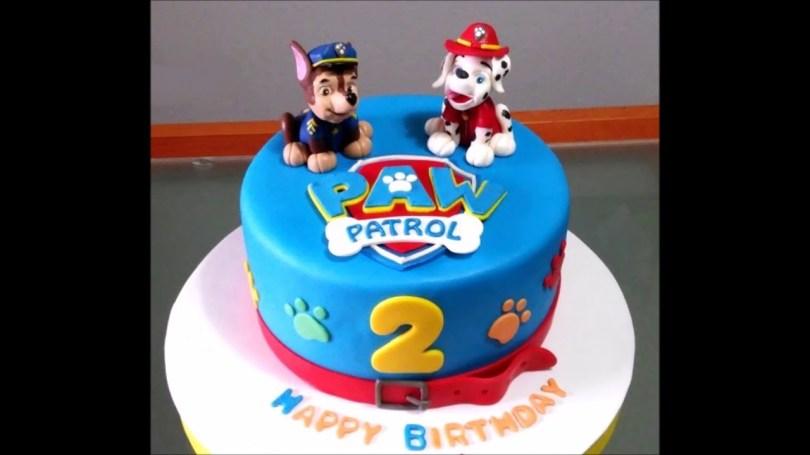 Boys Birthday Cake Ba Boy 2nd Birthday Cake Youtube