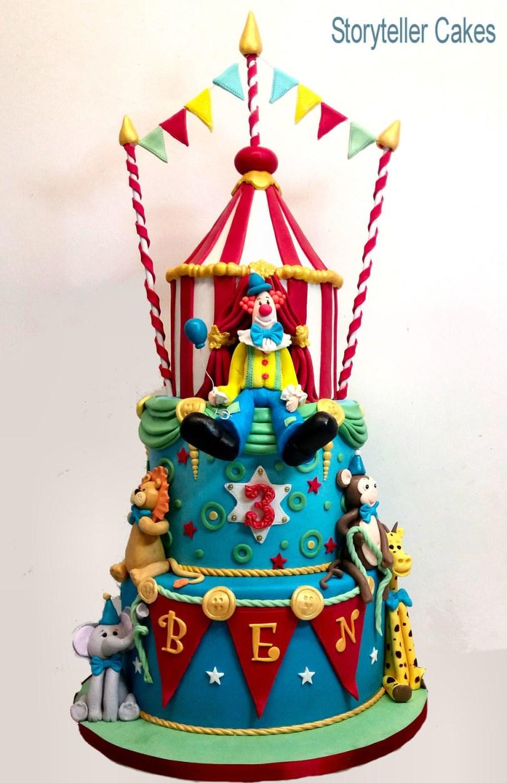 Boys Birthday Cake Childrens Birthday Cakes Boys Storyteller Cakes