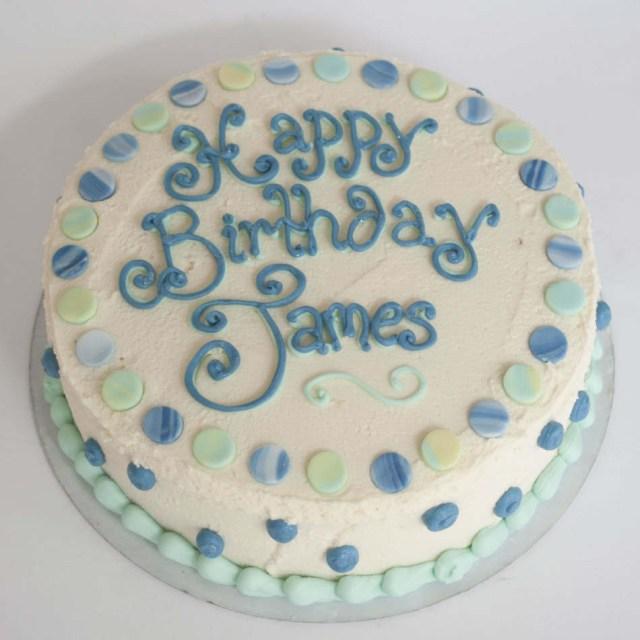 Buttercream Birthday Cakes Buttercream Birthday Cake Boys Birthdays Cakes