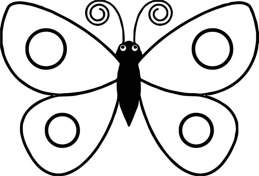 Butterflies Coloring Pages Butterfly Coloring Picture Best Monarch Butterfly Coloring Pages