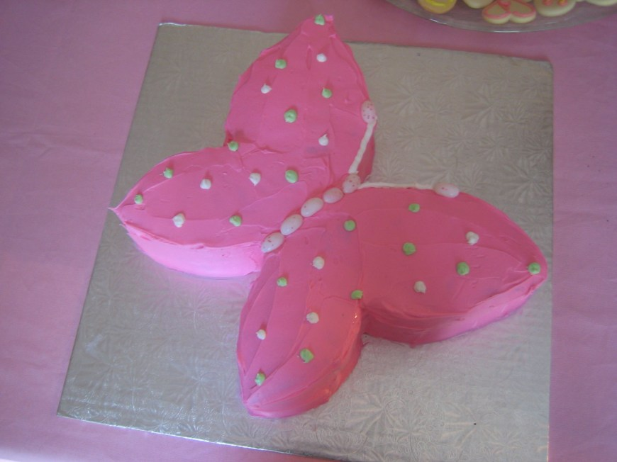 Butterfly Birthday Cake Butterfly Birthday Cake Simple But I Like The Shape Party Ideas In