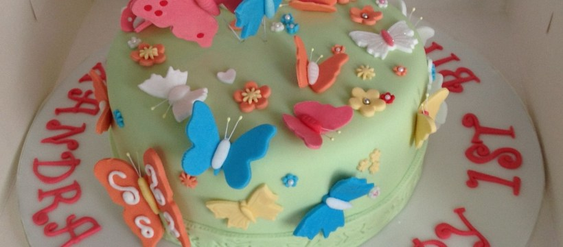 Butterfly Birthday Cakes Butterfly Cakes Decoration Ideas Little Birthday Cakes