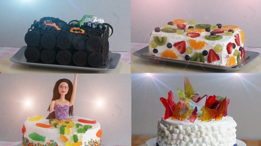 Cakes For Birthdays Turn Store Bought Cakes Into Themed Cakes For Birthdays Youtube
