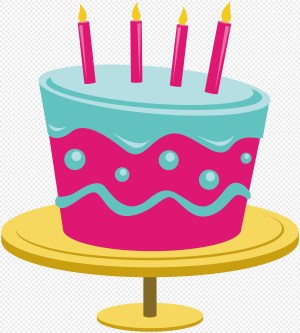 Cartoon Birthday Cake Cartoon Birthday Cake Vector Material Png Imagepicture Free