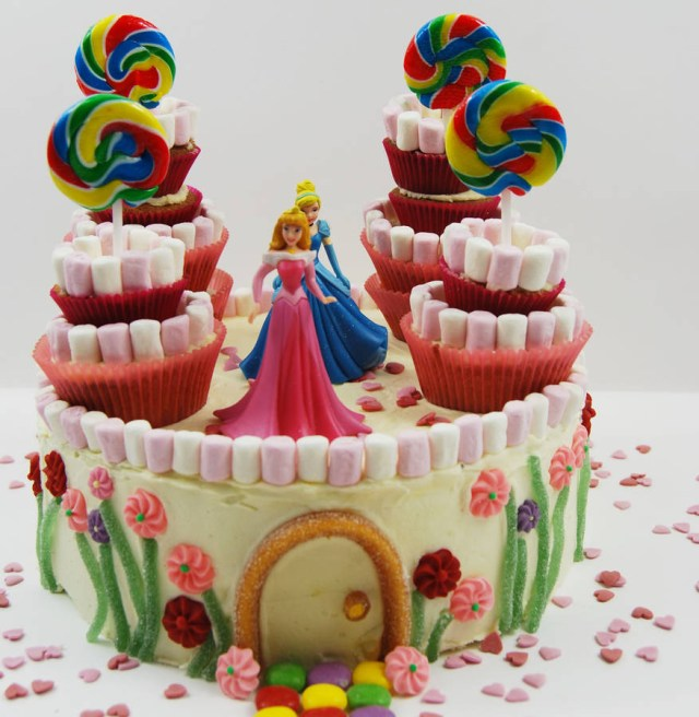 Castle Birthday Cake Princess Castle Birthday Cake Kit Craft Crumb