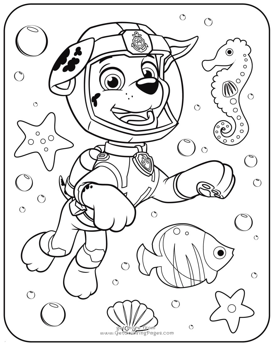 Chase Coloring Page Paw Patrol Chase Ausmalbilder Inspirierend Paw Patrol Coloring Page