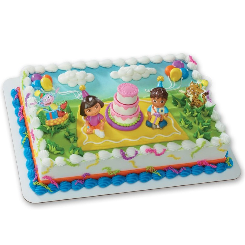 Cheap Birthday Cakes Cheap Dora Birthday Cakes Find Dora Birthday Cakes Deals On Line At