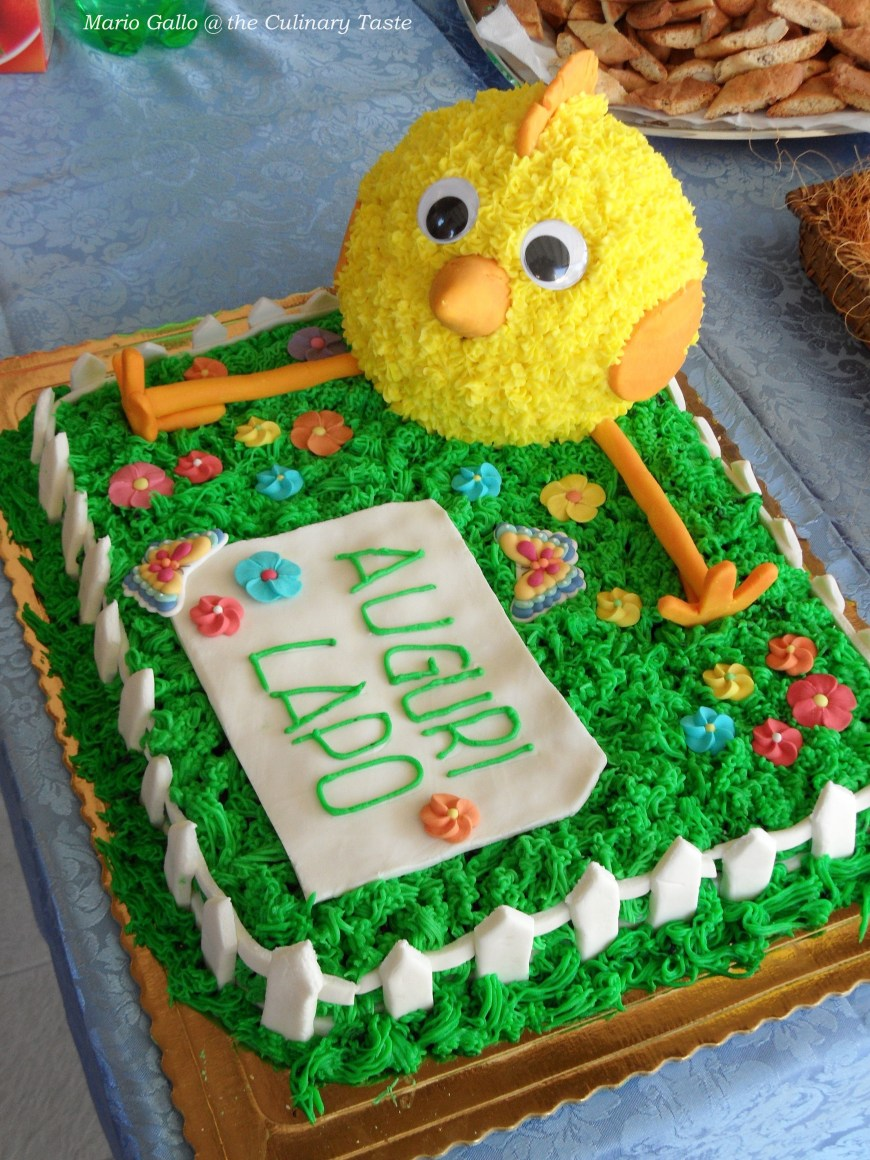Chicken Birthday Cake The Chick In The Mead An Over In The Meadow Birthday Cake The
