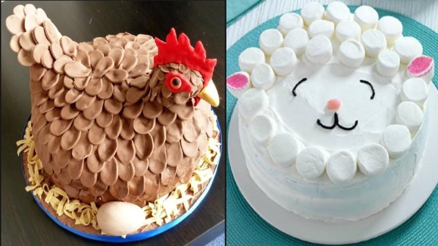 Chicken Birthday Cake Top 25 Amazing Birthday Cake Decorating Ideas Cake Style 2017