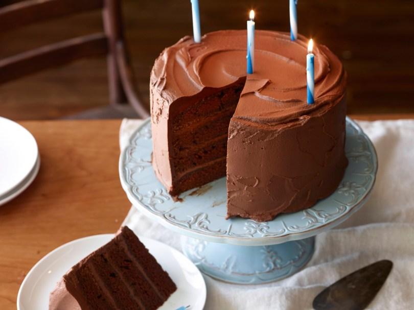 Chocolate Birthday Cake Recipe Big Chocolate Birthday Cake Recipe In 2018 Stuff For Foodies