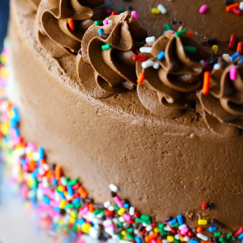 Chocolate Birthday Cake Recipe Chocolate Birthday Cake Mom Loves Baking