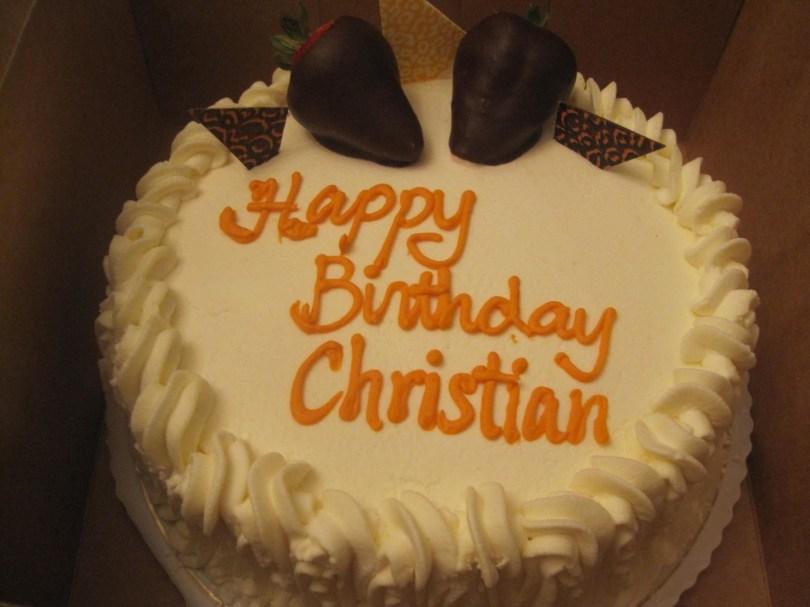 Christian Birthday Cakes Religious Birthday Cakes