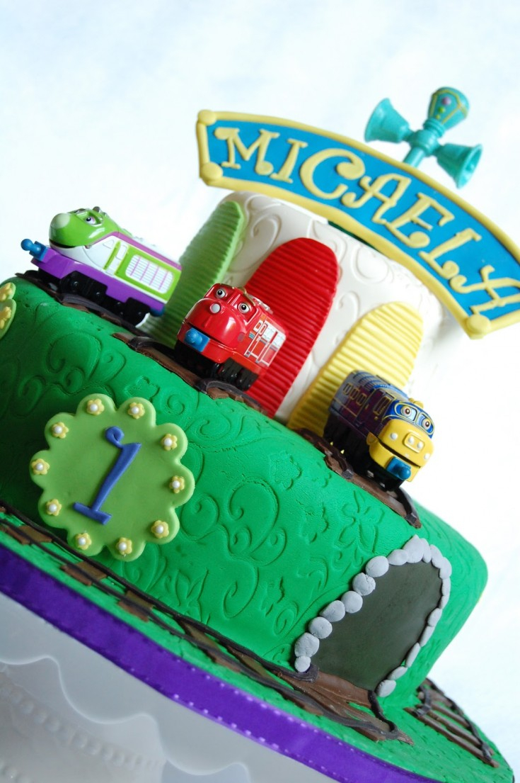 Chuggington Birthday Cake Others Interesting Chuggington Party Supplies For Your Party Ideas