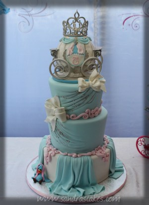 Cinderella Birthday Cake Cinderella Birthday Cake Made For My Niece Carissa This Weekend