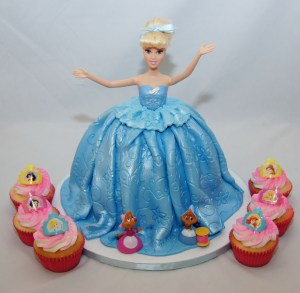 Cinderella Birthday Cake Cinderella Cakes Decoration Ideas Little Birthday Cakes