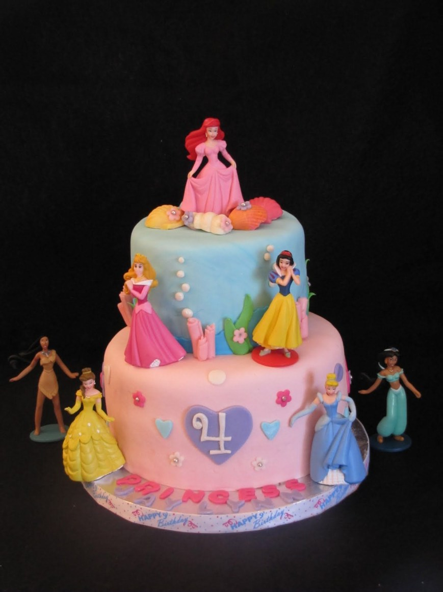 Cinderella Birthday Cake Disney Princess Cakecan We Do This Ashley Phipps I Can Learn