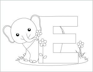 Coloring Pages For Preschoolers Alphabet Coloring Pages For Preschoolers Joyceholmanclub