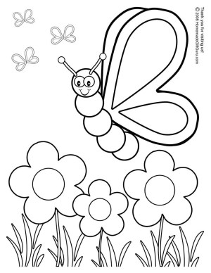 Coloring Pages For Preschoolers Preschool Coloring Pages With Websites Also Free For Toddlers Kids