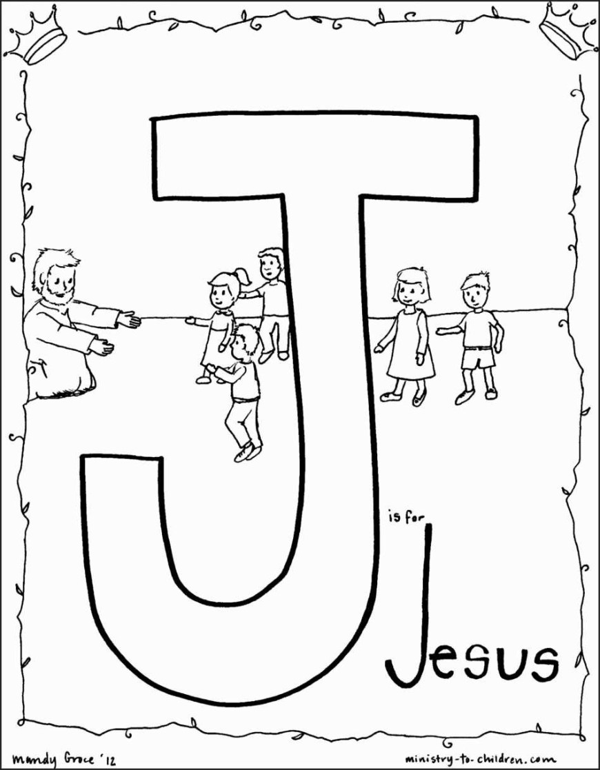 Coloring Pages Of Jesus Coloring Pages Jesus Beautiful Image Ba Jesus Coloring Pages