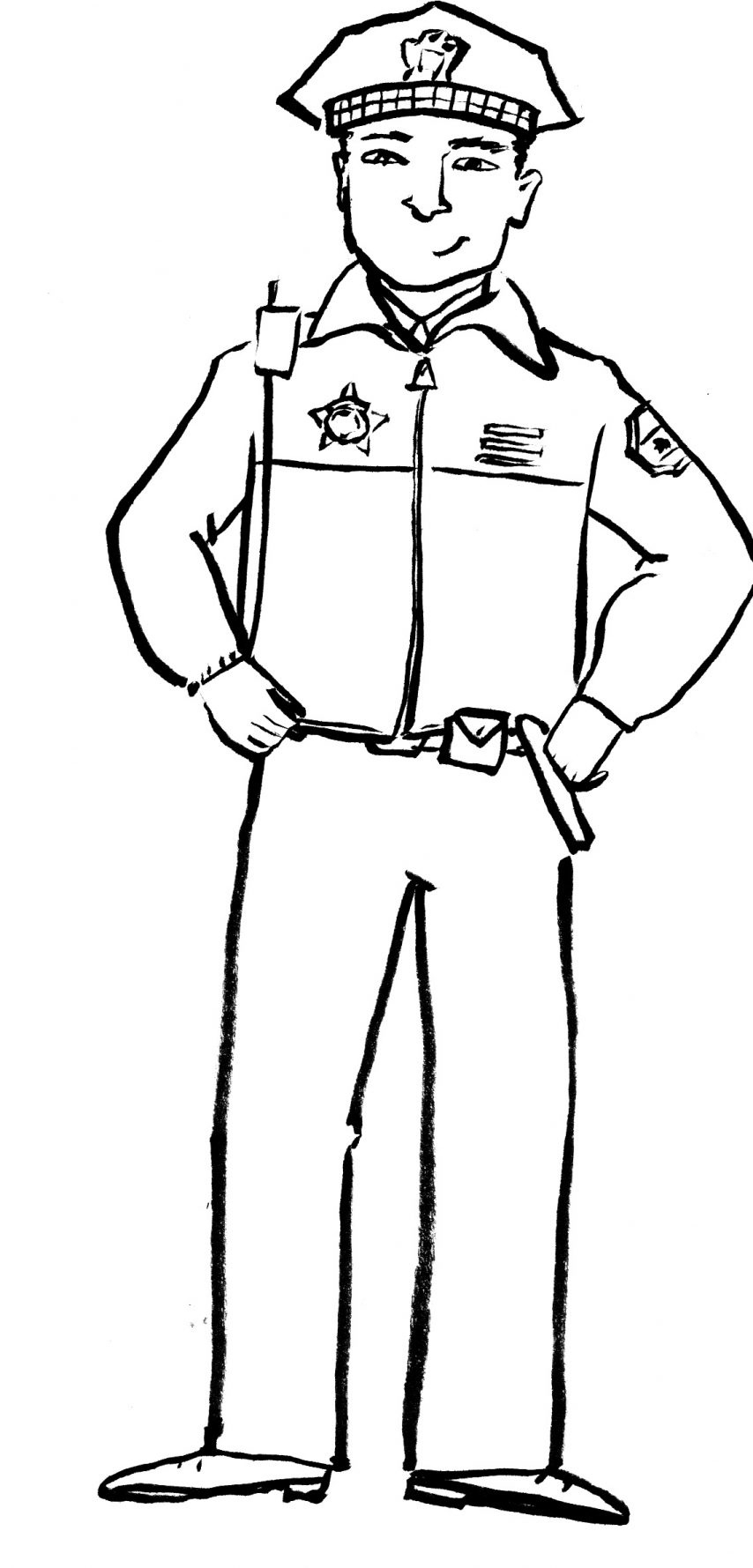 Community Helpers Coloring Pages Community Helpers Coloring Pages With Teacher Printable Coloring