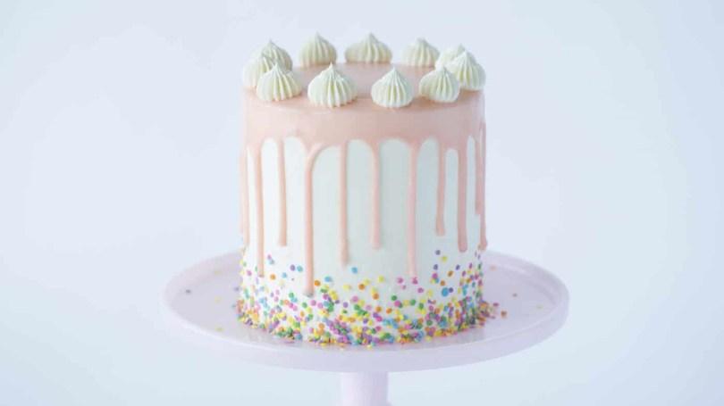 Confetti Birthday Cake Funfetti Cake Preppy Kitchen