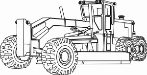 Construction Coloring Pages Coloring Pages Printable Truck Coloring Pagesergency Vehicle