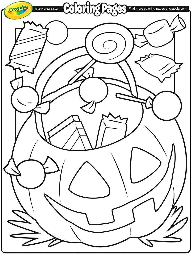 Crayola Coloring Pages Crayola Halloween Coloring Pages Thanhhoacar