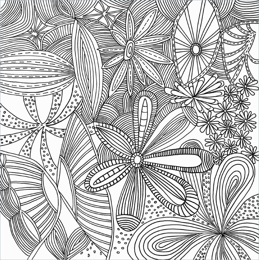 Difficult Coloring Pages Difficult Coloring Pages For Adults Unique Easy Coloring Sheets