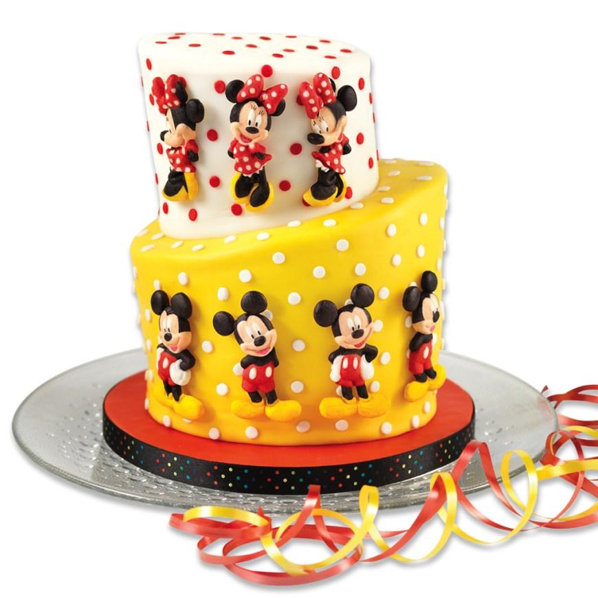 Disney Birthday Cake Disney Cakes Sweets Crafts Cooking Eaglemoss