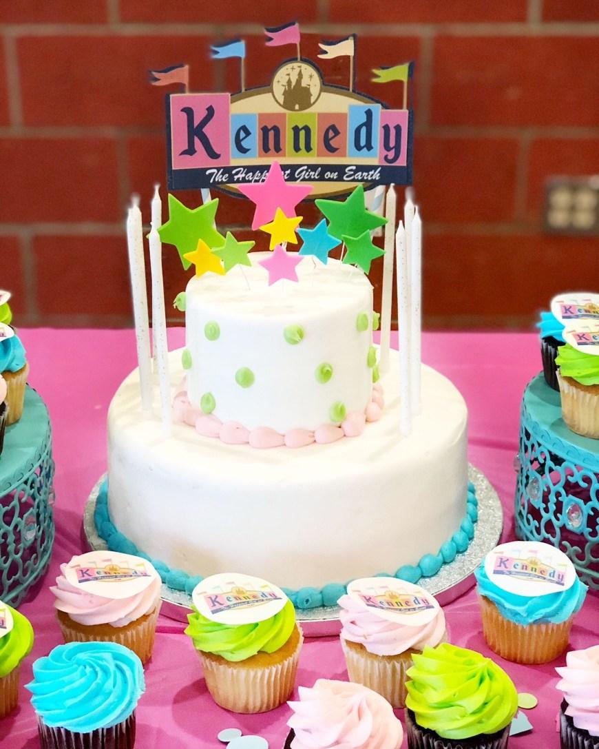 Disney Birthday Cake Disneyland Birthday Cake Disney Birthday Party Planning Tips And