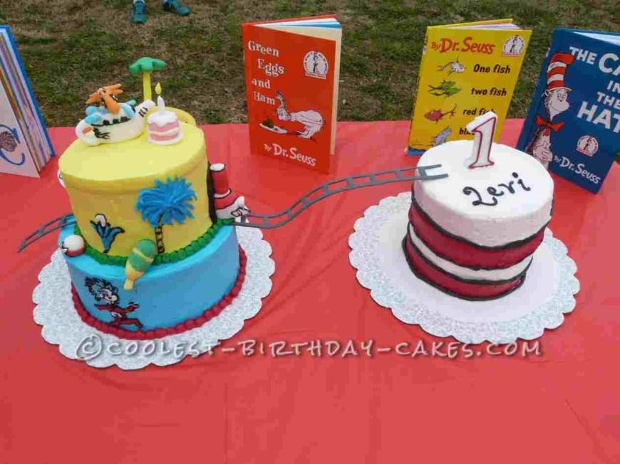 Dr Seuss Birthday Cake Dr Suess Birthday Cakes Artatphoto