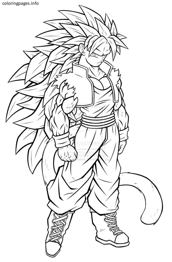 Dragon Ball Super Coloring Pages 15 Awesome Dragon Ball Z Coloring Pages Goku Super Saiyan 5 Ndash
