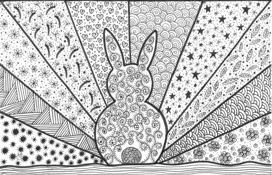 Easter Coloring Pages For Kids Easter Coloring Pages For Adults Easter Coloring Pages For Adults