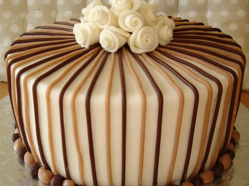 Elegant Birthday Cake Images Elegant Birthday Cake Cakecentral