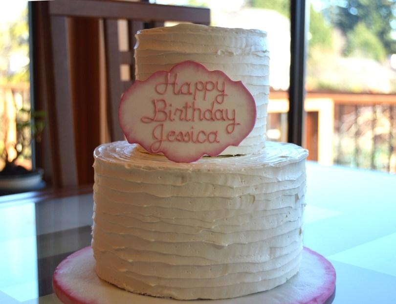 Elegant Birthday Cake Images Elegant Birthday Cake Hcakes