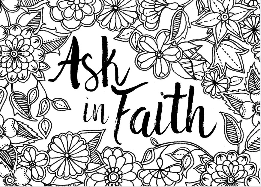 Faith Coloring Pages Scripture Coloring Pages With Free Printable Bible Also Story