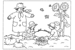 Fall Coloring Pages Fall Coloring Pages Free Wpvote