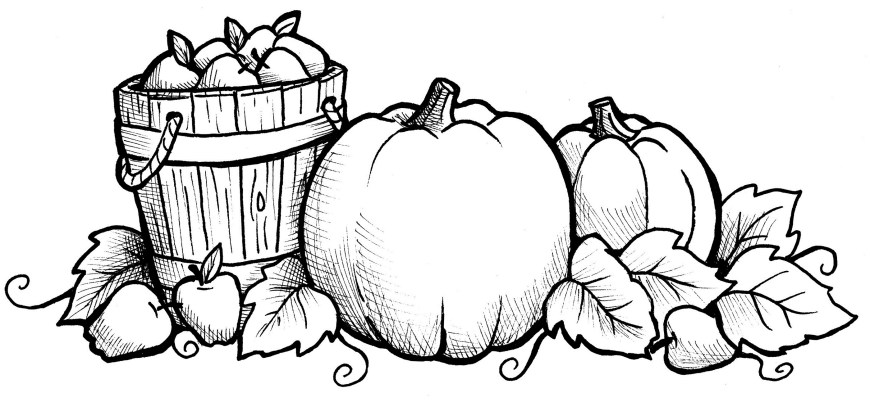 Fall Coloring Pages Harvest Coloring Pages Best Coloring Pages For Kids