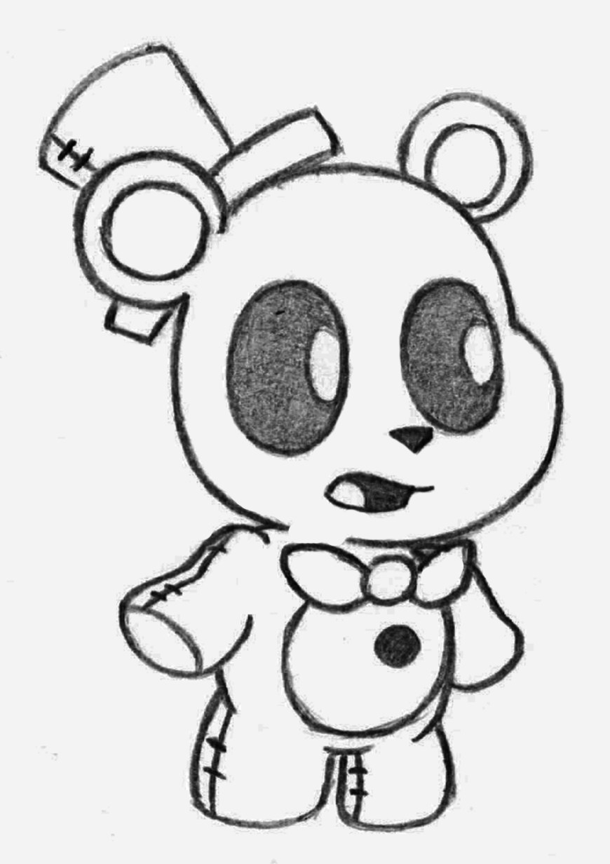 Fnaf Coloring Pages 8 Ballora Drawing Fnaf Coloring Page For Free Download On Ayoqq