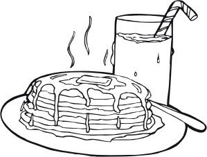 Food Coloring Pages Coloring Page Food Coloring Pictures Pages For Adults Page Free