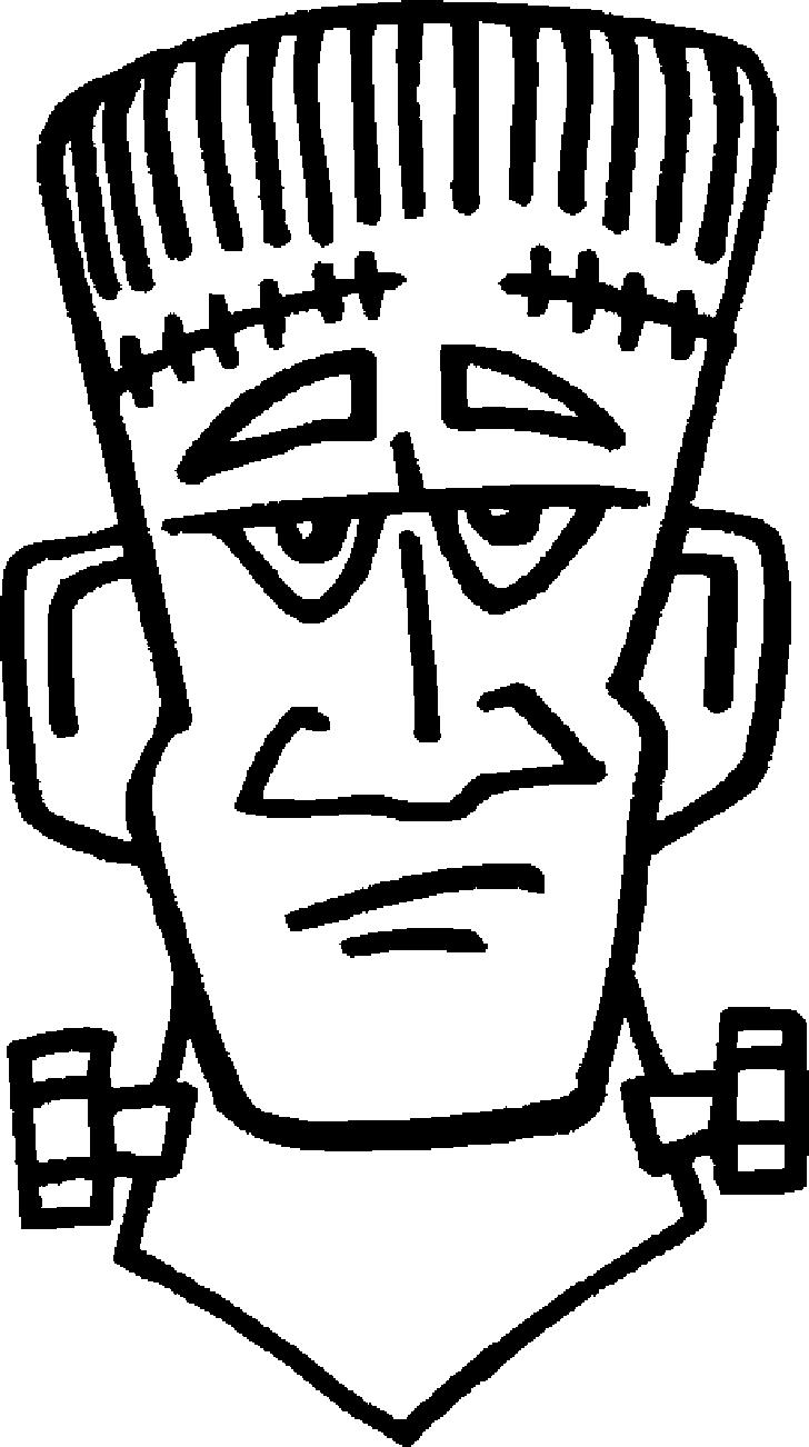 Frankenstein Coloring Pages Frankenstein Coloring Pages Frankenstein Coloring Page Printable