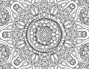Free Adult Coloring Pages To Print Free Printable Abstract Coloring Pages For Adults