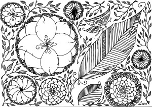 Free Adult Coloring Pages To Print To Print Adult Kids Coloring Pages
